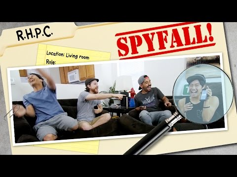 Playing Spyfall!