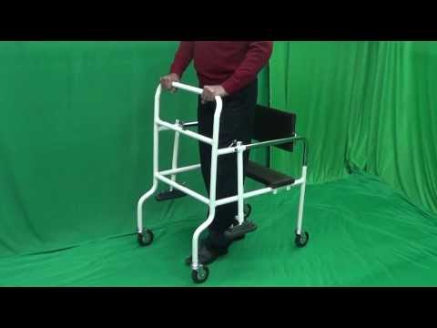 IMI-3021 Adult Walker Invalid's
