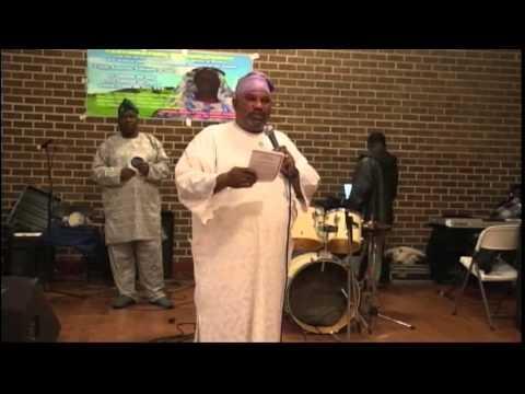 Atawewe for Prince Adeniyi Shobaloju in Bmore USA1