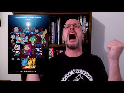 Teen Titans Go! To The Movies – Doug Reviews
