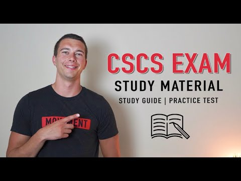 Study Material for the CSCS Exam   The Movement System CSCS ...