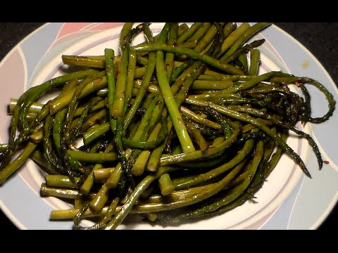 Video The BEST Asparagus Recipe EVER: How To Cook The Delicious Asparagus In A Pan