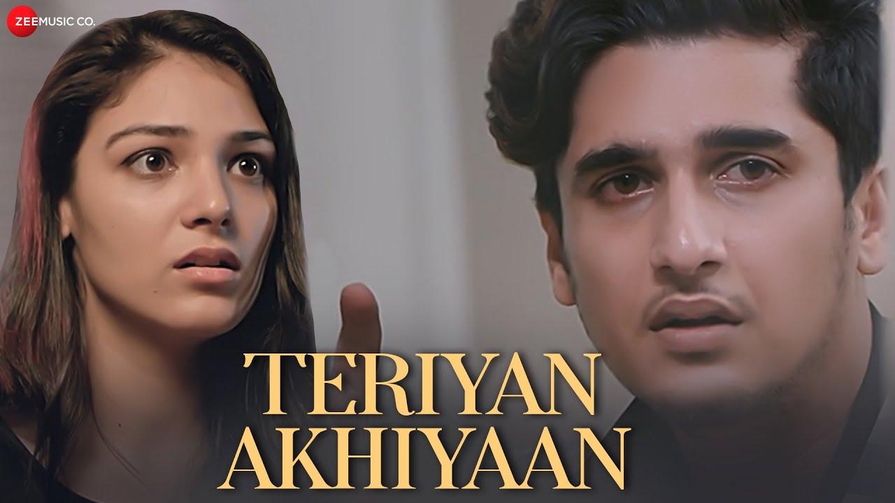 Teriyan Akhiyaan - Dinesh Soi Full Song Lyrics l Bhavin B | Neha R | Arun Solanki | Mukku | LV94