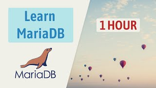MariaDB Tutorial For Beginners in One Hour
