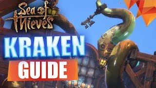 Sea of Thieves KRAKEN: Where to Find, How To Defeat and What's the Loot