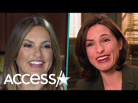 'Law & Order: SVU' Flashback: Watch Mariska Hargitay's 'Incredible' 20-Year Journey