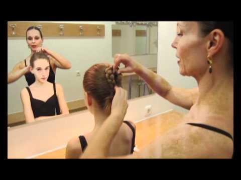 Ballett Dutt - Ballerina Dutt