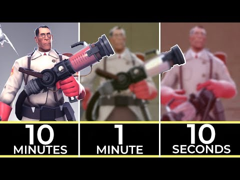 Team Fortress 2: Meet the Medic (New Taunt) - смотреть