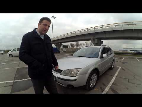 Фото к видео: Сарай Ford Mondeo 3 дизель TDDI. Отзыв владельца. Разгон до 100