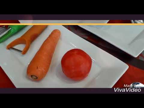 Peladores de verduras