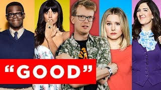 The Good Place and Modern Morality: Can You Be a Good Person in 2019?