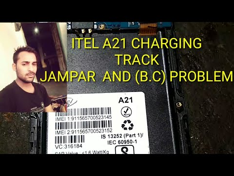 Itel a21 charging track ways jampar battery connector replacement
