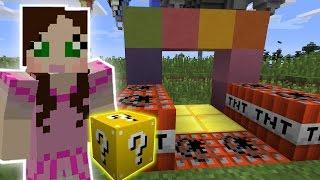 Minecraft: THE MARRIED CHALLENGE - Custom Mod Challenge [S8E34]
