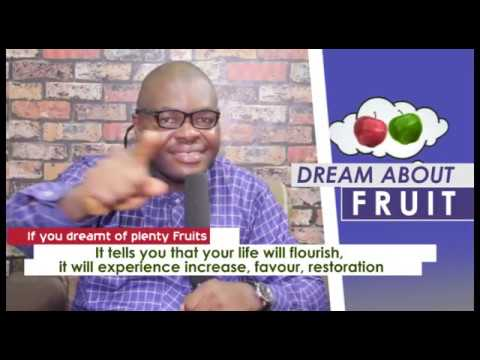 DREAM ABOUT FRUIT - Biblical Meaning of Fruit In Dreams