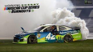 2019 NASCAR Cup Series Burnouts
