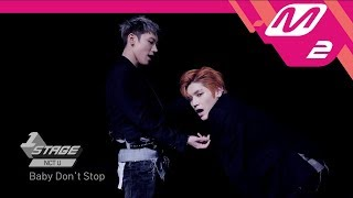 [1STAGE] NCT U   Baby Don't Stop (4K)