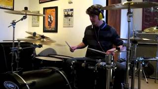 Arctic Monkeys - Space Invaders (Drum cover) - maxondrums.co.uk