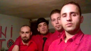 Band Crveni karton