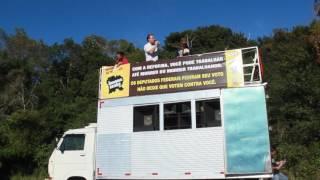 Leo informa trabalhadores sobre agenda de luta e resistência em defesa dos direitos