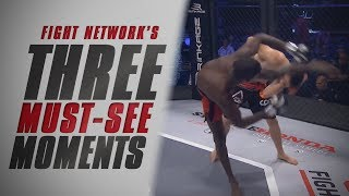 Beatdowns at TKO 40: Denouement | Top 3 Must-See Moments