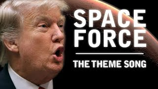 Space Force - The Theme Song  //  Songify This