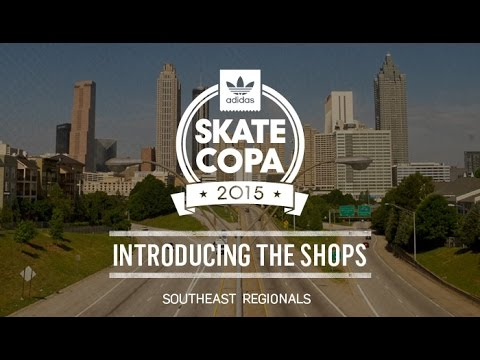 Image for video Adidas Skate Copa 2015 - Introducing The Shops from The Southeast Region