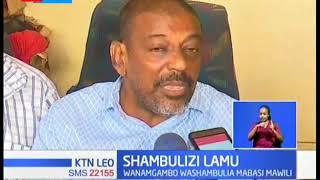 Wanamgambo washambulia mabasi mawili Lamu