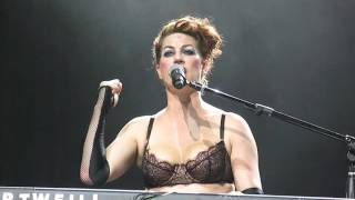 14/16 Dresden Dolls - Half Jack + Girl Anachronism @ Coney Island Amphitheater, Brooklyn 8/27/16