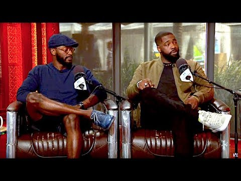 "Brian Banks & Aldis Hodge Talk ""Brian Banks"" Movie & More w/Rich Eisen 