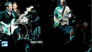 Brad - My Fingers / Diamond Blues / Bayleaf @ Magazzini Generali, Milan 2013-02-23