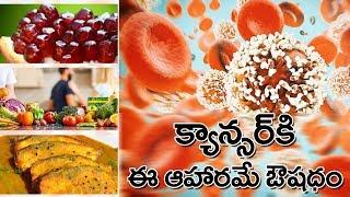 క్యాన్సర్కి ఈ ఆహారమే ఔషధం | What should we eat to avoid cancer