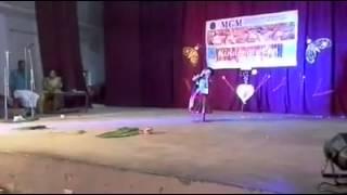 Nayika folk dance performance by janaki m nair