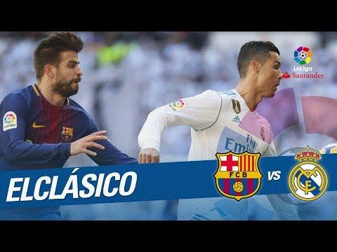 ElClasico - Partido de la Jornada: FC Barcelona vs Real Madrid