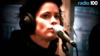 AQUA - Playmate to Jesus akustisk på Radio 100