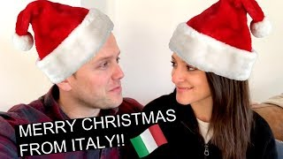 First Christmas in Italy!