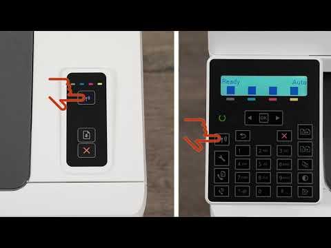 Aprenda a configurar uma impressora HP sem fio usando o HP Smart no Android.