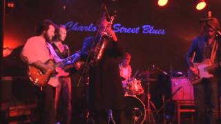Charlotte Street Blues - down along the cove