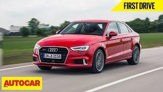 2016 Audi A3   First Drive   Autocar India