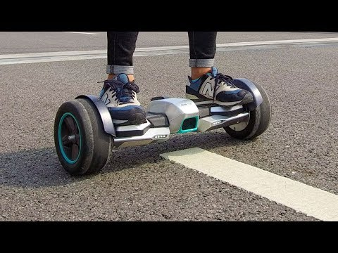 "The Fastest Hoverboard ""F1 Hoverboard"" Review"