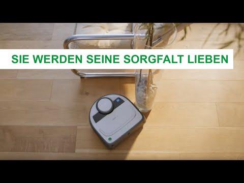 Sie werden seine Sorgfalt lieben! - Vorwerk Kobold VR200 Saugroboter