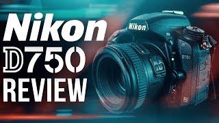 Nikon D750 DSLR - Hands-On Review