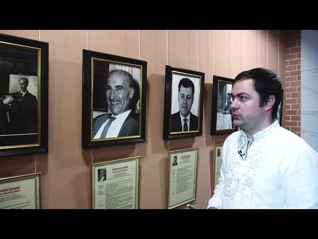 Музей мистецької родини Кричевських