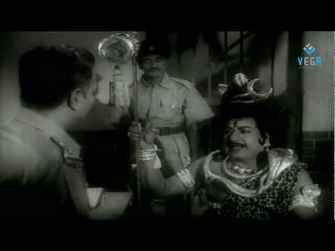 Police Arrest the Shiva comedy : Ruthra Thandavam