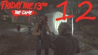 [12] Tommy Jarvis Steals My Counselor! (Friday The 13th The Game)