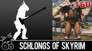 ★ Skyrim Mods Series - #160 - Schlongs of Skyrim + Revealing Armor