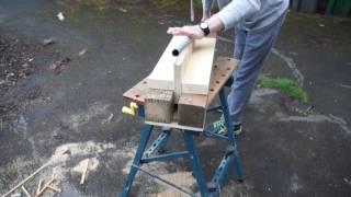DIY Tube Bending Jig for a Hoop Greenhouse