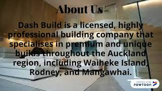 High end home builders in Auckland