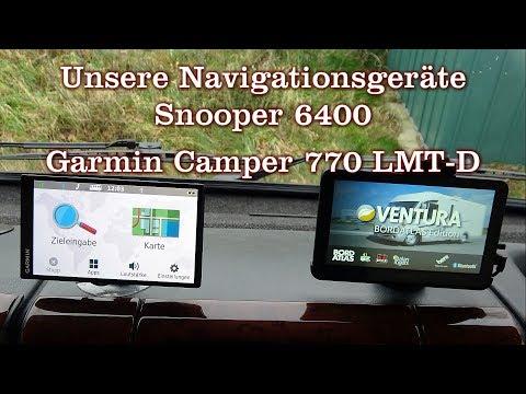 Unsere Navigationsgeräte