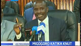 COTU yaandaa kikao cha pamoja na KNUT huku migogoro katika KNUT ukitupiliwa mbali