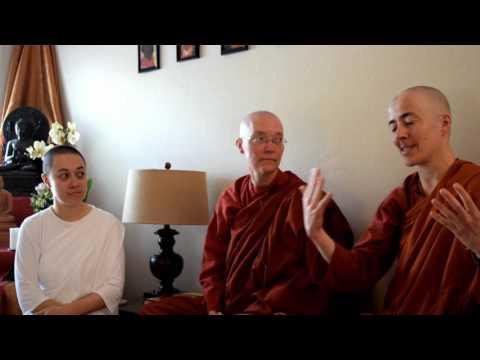 Bhikkhunis on Monasticism Video Thumbnail